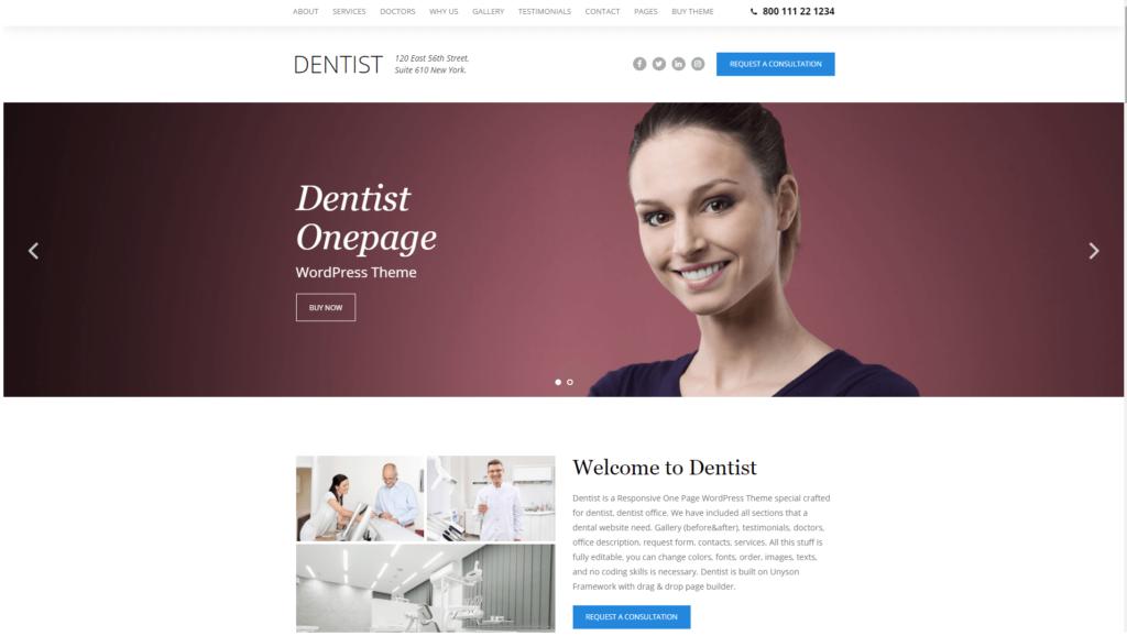 Jak zrobic stronę dla dentysty