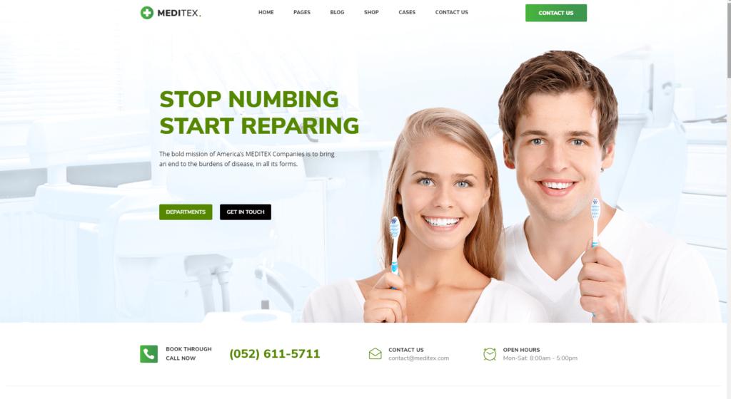 Stomatologia strona www