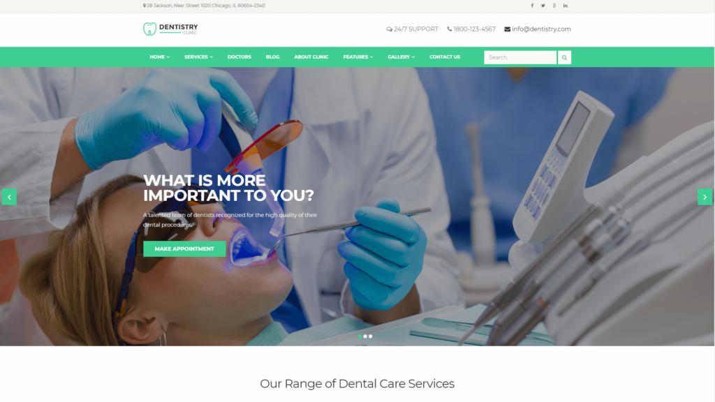 Strona www stomatologia